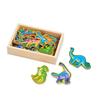 Dinosaur Magnets - Aimants les dinosaures