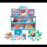 Animal Care Activity Center - Bureau du vétérinaire