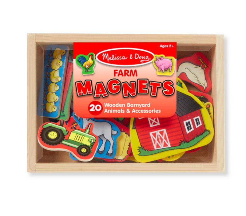 Copy of Farm Magnets - Aimants La ferme