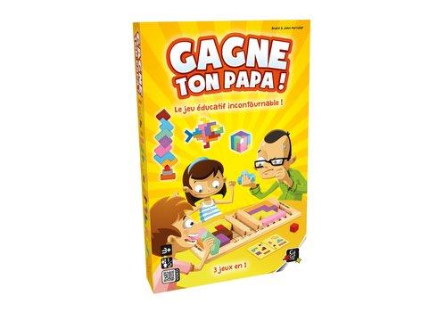 Gigamic Katamino - Gagne ton Papa