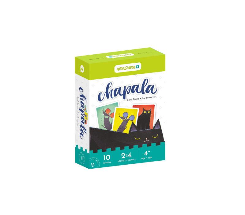 Jeu Chapala Game bilingue