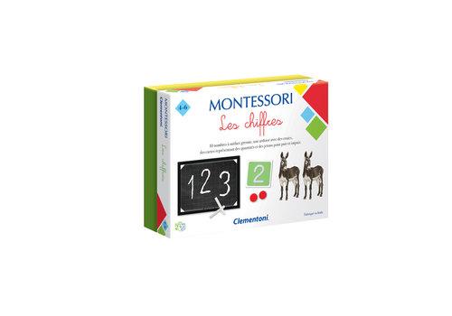 Clementoni Jeu Montessori, les nombres