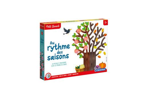 Clementoni Jeu éducatif au rythme des saisons