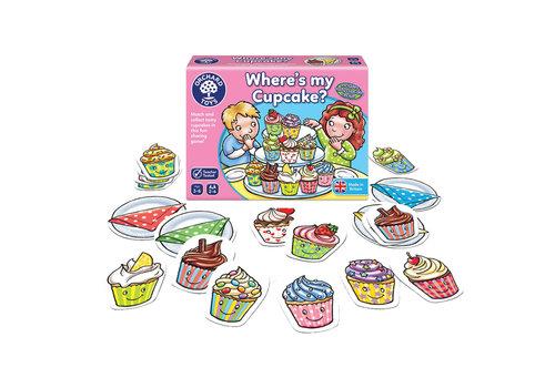Orchard Toys Jeu où sont mes gâteaux (multilingue)