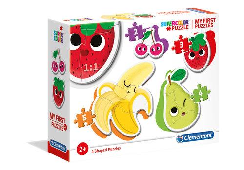 Clementoni Mon premier casse-tête : Les fruits