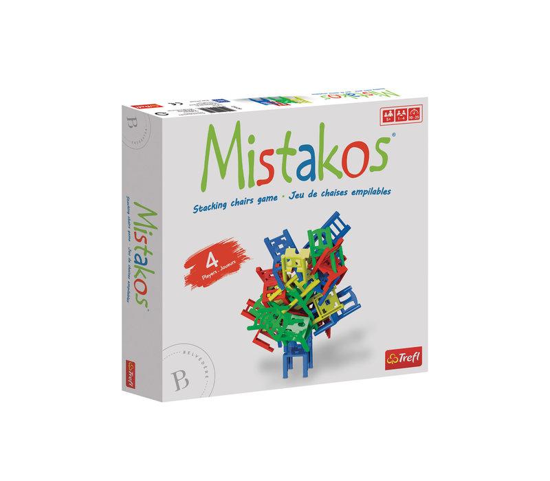 Jeu Mistakos 4 joueurs