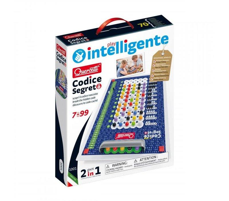 Jeu Code secret (multilingue)