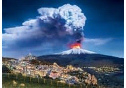 Casse-tête 1000 morceaux : Etna