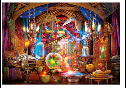 Clementoni Casse-tête 1500 morceaux : L'atelier du sucre