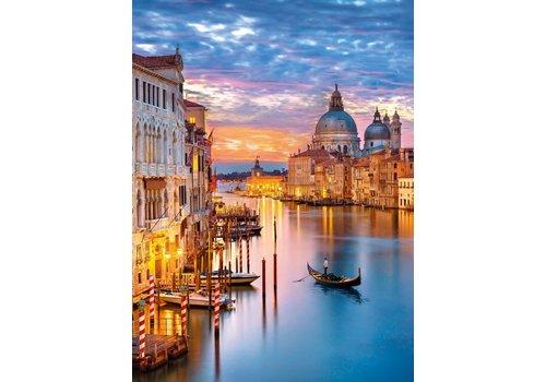 Casse-tête 500 morceaux : Venise en lumières