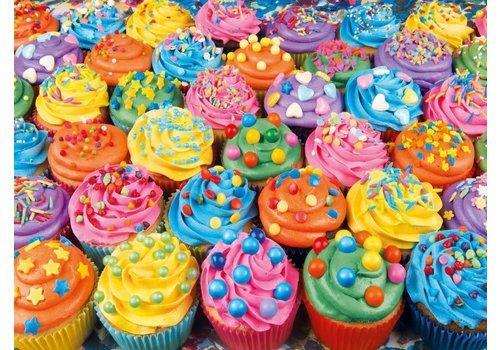 Casse-tête 500 morceaux : Petits gâteaux