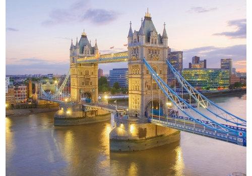 Casse-tête 1000 morceaux : TOWER Bridge - Londres