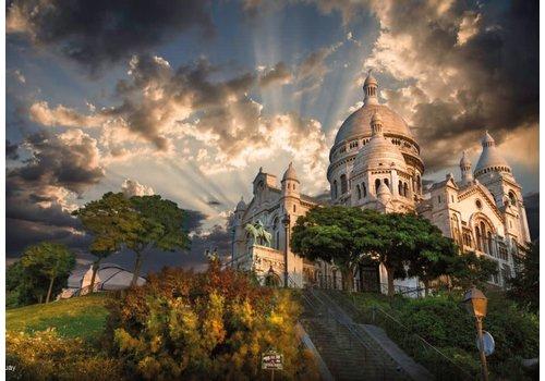 Casse-tête 1000 morceaux : Montmartre