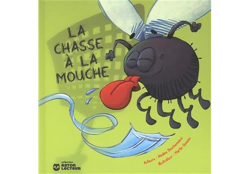 Editions ND Chasse à la mouche La