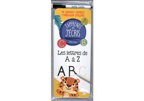 Lettres de A à Z Les