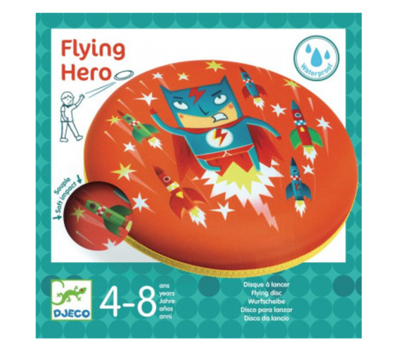 Disque volant / Flying Hero - Frisbee