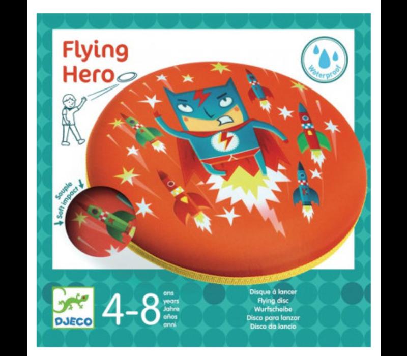 Djeco Frisbee Wurfscheibe Flying Girl