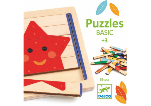 Djeco Puzzles Basic