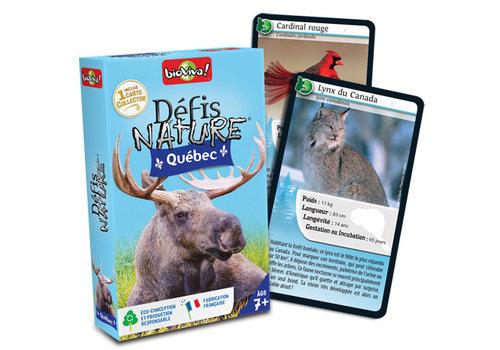 Bioviva Défis Nature - Québec