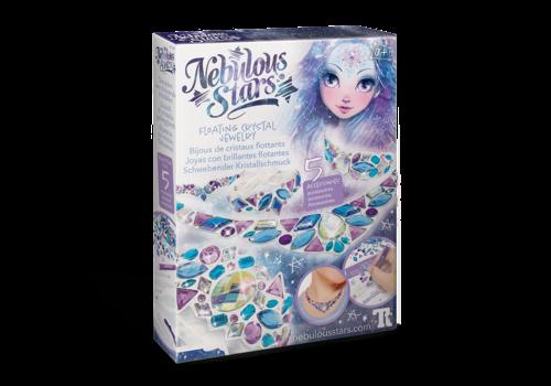 Nebulous Star Bijoux de cristaux flottants