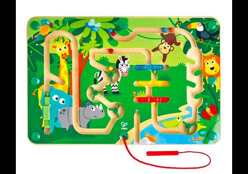 Hape Jungle Maze - Labyrinthe aimanté Jungle