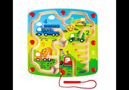 Hape Construction & Number Maze