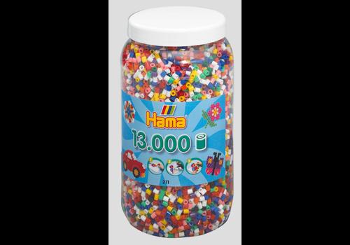 13 000 perles hama Midi