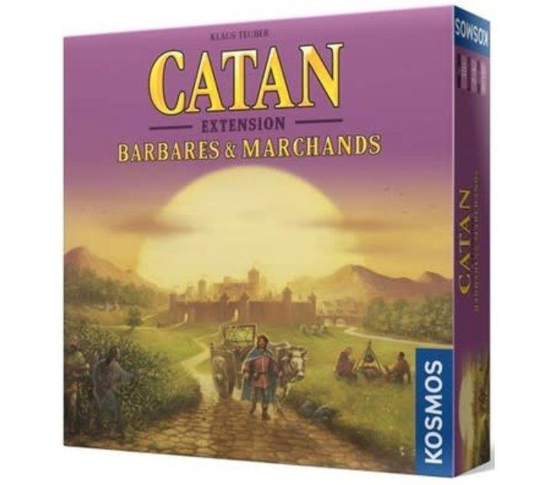 Catan Barbares et marchands 2016