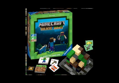 Ravensburger Minecraft : Builders & Biomes