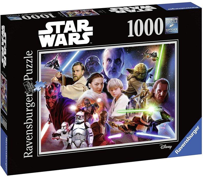 Casse-tête Star Wars Classic 1000 morceaux