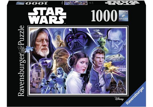 Ravensburger Casse-tête Star Wars Collection 1 1000 morceaux