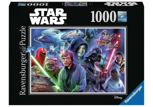 Ravensburger Casse-tête Star Wars Collection 3 1000 morceaux