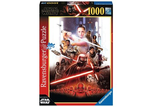 Ravensburger Casse-tête L'ascension de Skywalker 1000 morceaux