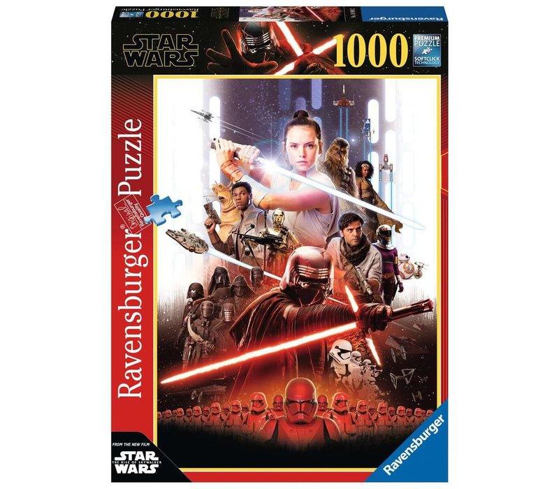 Casse-tête L'ascension de Skywalker 1000 morceaux