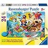 Ravensburger Casse-tête de plancher Terre en Vue 24 morceaux