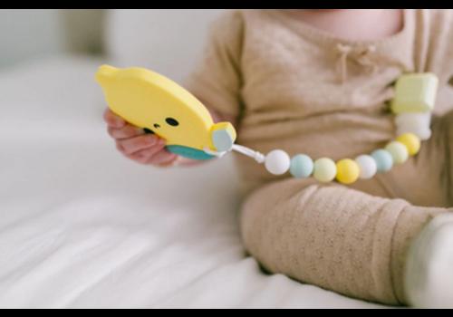 Loulou Lollipop Jouet de dentition Citron