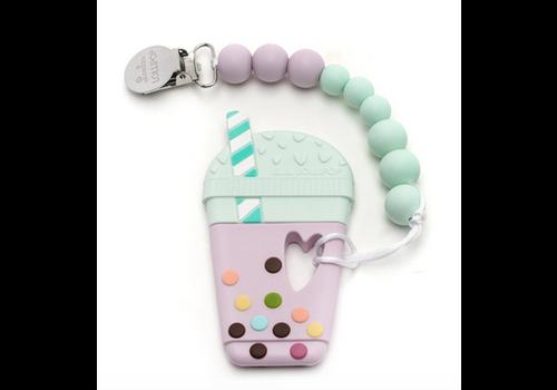 Loulou Lollipop Jouet de dentition Bubble tea