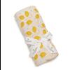 Loulou Lollipop Doudou en mousseline - Citron