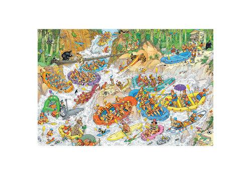 Jumbo Casse-tête 1500 morceaux, Rafting Extreme, JvH