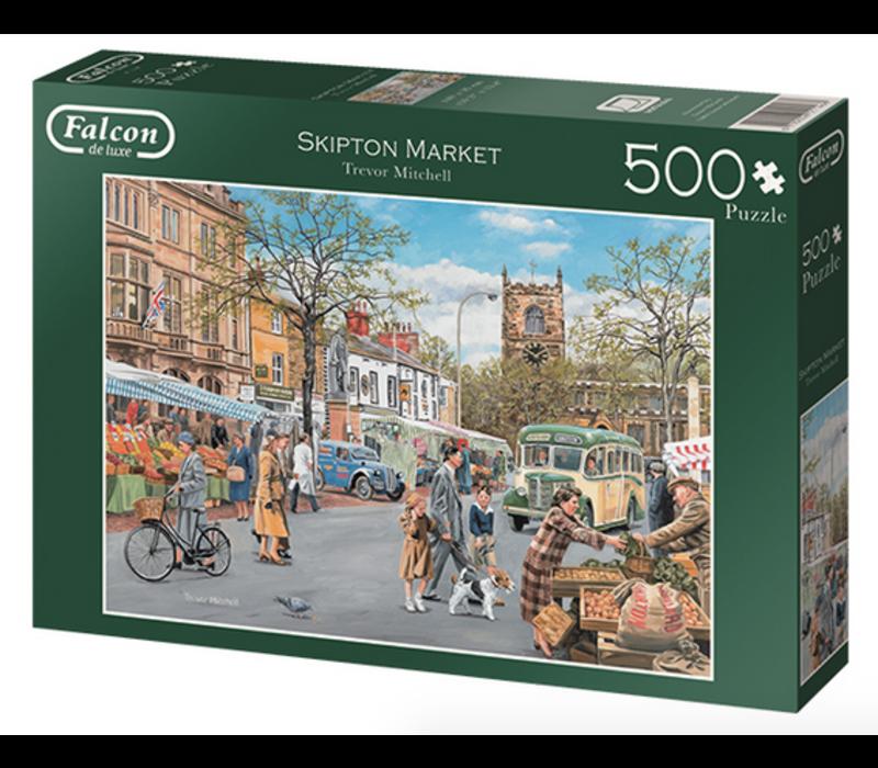 Casse-tête 500 morceaux, Skipton Market