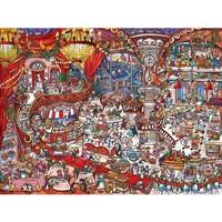 Casse-tête 1500 morceaux, Patisserie, Berman