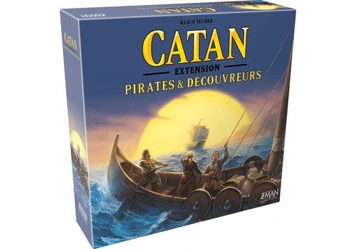 KOSMOS Catane - Pirates et découvreurs
