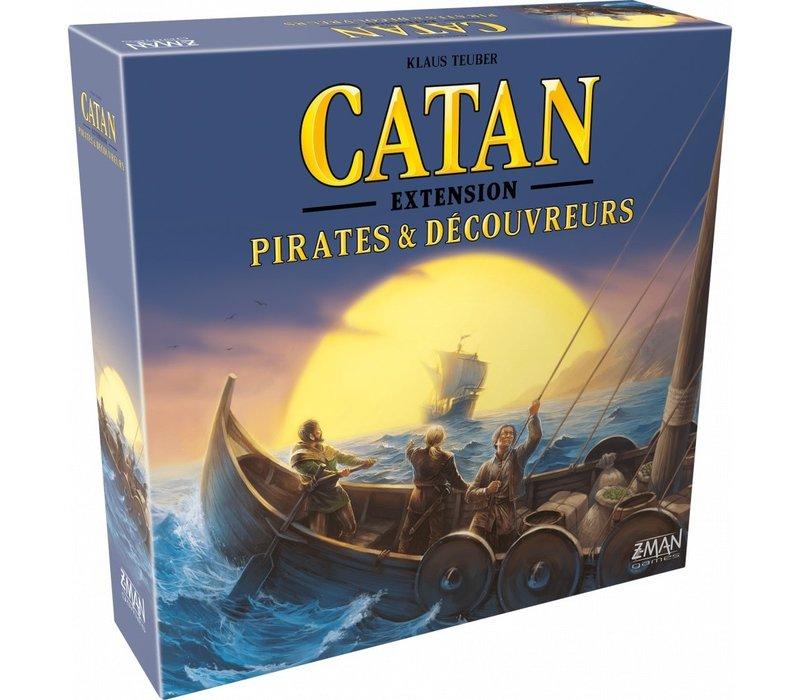Catane - Pirates et découvreurs