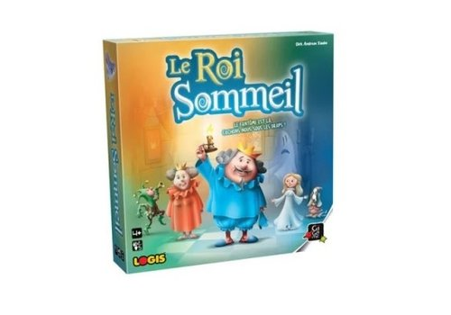 Gigamic Le roi sommeil