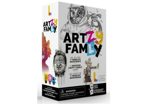 Lalita's Art shop Artzy Family