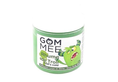 gom.mee Nettoyant pour le corps Slime Rhume de Troll 200g