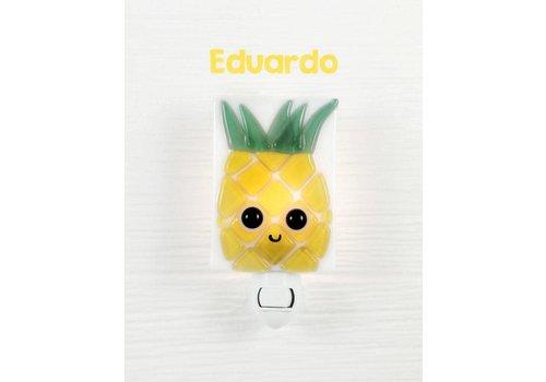 Veille sur toi Veilleuse Ananas - Eduardo