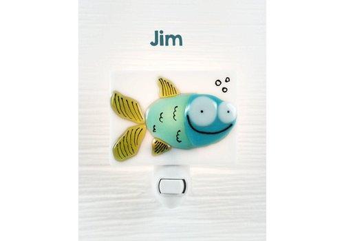 Veille sur toi Veilleuse Poisson - Jim