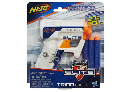 Hasbro Nerf Elite Triad EX-3