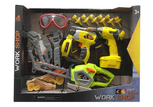 Ensemble d'outils 21pcs